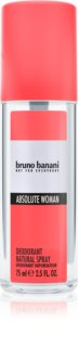 Bruno Banani Absolute Woman дезодорант з пульверизатором для жінок 75 мл