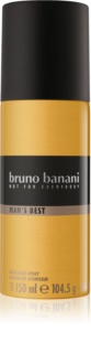 Bruno Banani Man's Best Deo-Spray für Herren 150 ml