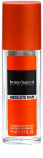 Bruno Banani Absolute Man Perfume Deodorant for Men 75 ml