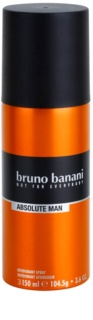 Bruno Banani Absolute Man deodorant spray para homens 150 ml