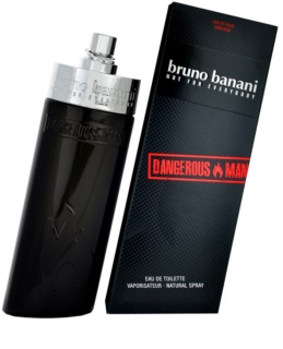 Bruno Banani Dangerous Man Eau de Toilette for Men 50 ml