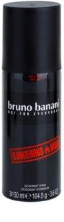 Bruno Banani Dangerous Man deospray pre mužov 150 ml