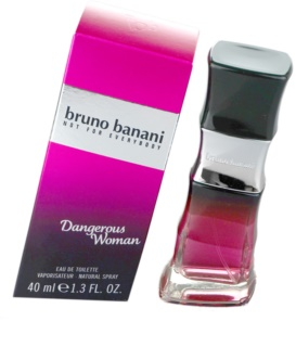 Bruno Banani Dangerous Woman Eau de Toilette for Women 40 ml