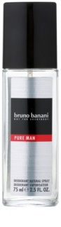 Bruno Banani Pure Man Perfume Deodorant for Men 75 ml