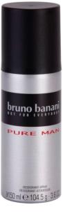 Bruno Banani Pure Man Deo-Spray für Herren 150 ml