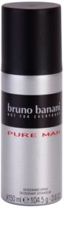 Bruno Banani Pure Man Deo Spray voor Mannen 150 ml