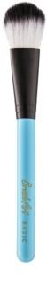 BrushArt Basic Light Blue štetec na tekutý make-up