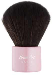 BrushArt Basic Pink Kabuki Brush