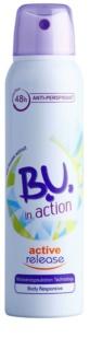 B.U. In Action Active Release Antitraspirante für Damen 150 ml
