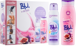 B.U. In Action - My Smoothies! Yogurt + Fig Gift Set  II.