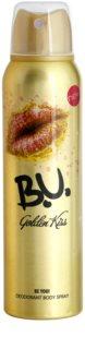 B.U. Golden Kiss dezodorant w sprayu dla kobiet 150 ml