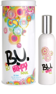 B.U. Hippy Soul Eau de Toillete για γυναίκες 50 μλ