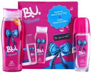 B.U. My Secret Gift Set I.