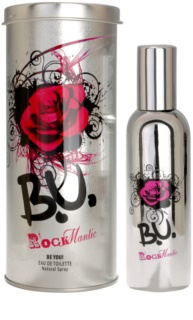 B.U. RockMantic Eau de Toilette für Damen 50 ml