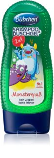 Bübchen Kids Douchegel en Shampoo 2in1
