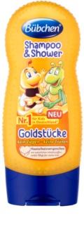 Bübchen Kids sprchový gél a šampón 2 v 1