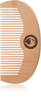 Bulldog Original Wooden Beard Comb