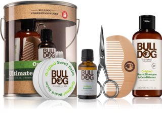 Bulldog Original Ultimate Beard Care Kit Cosmetica Set  V. (voor Mannen )