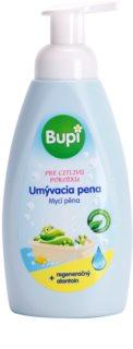 Bupi Baby otroška pena za umivanje za občutljivo kožo