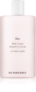 Burberry Her latte corpo per donna 200 ml