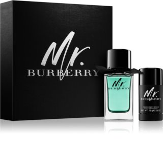 Burberry Mr. Burberry lote de regalo I.