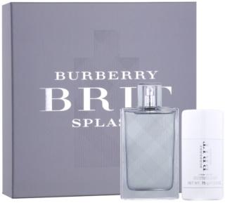 Burberry Brit Splash coffret cadeau III.