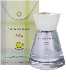 Burberry Baby Touch Eau de Toilette for Women 100 ml