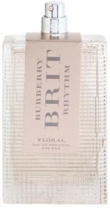 Burberry Brit Rhythm for Her Floral тоалетна вода тестер за жени 90 мл.