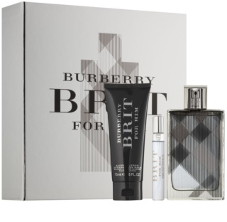 Burberry Brit Men Gift Set  IX.