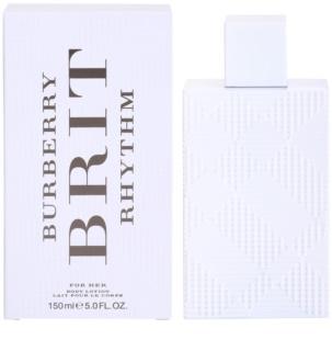 Burberry Brit Rhythm тоалетно мляко за тяло за жени 150 мл.