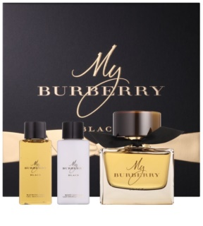 Burberry My Burberry Black Gift Set  II.