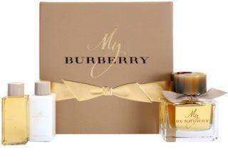 Burberry My Burberry ajándékszett III.