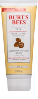 Burt's Bees Shea Butter Vitamin E Body Lotion With Shea Butter