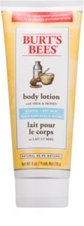 Burt's Bees Milk & Honey Body Lotion met Melk en Honing
