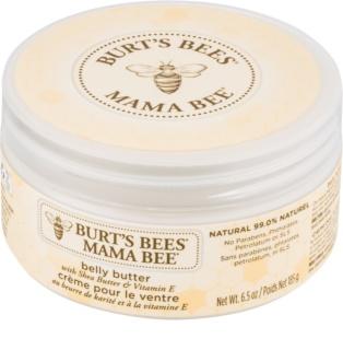 Burt's Bees Mama Bee поживне масло для тіла для талії та живота