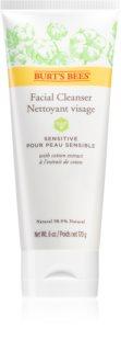 Burt's Bees Sensitive sanfte Reinigungscreme für empfindliche Haut