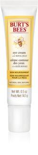Burt's Bees Skin Nourishment crema de ochi hidratanta impotriva ridurilor si cearcanelor