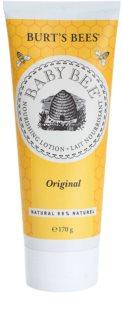 Burt´s Bees Baby Bee мляко за тяло  с масло от шеа