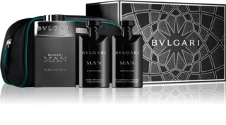 Bvlgari Man Black Cologne poklon set II. za muškarce