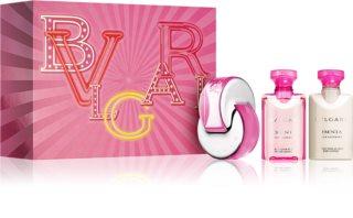 Bvlgari Omnia Pink Sapphire Gift Set  I. voor Vrouwen