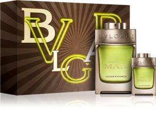 Bvlgari Man Wood Essence darilni set I.