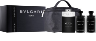 Bvlgari Man Black Cologne set cadou I.