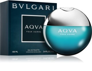 Bvlgari AQVA Pour Homme Eau de Toilette for Men 100 ml