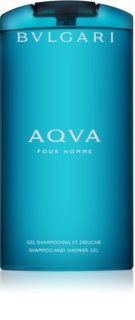 Bvlgari AQVA Pour Homme Shower Gel for Men 200 ml
