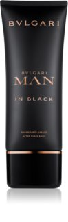 Bvlgari Man in Black After shave-balsam för män