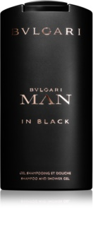 Bvlgari Man In Black gel de ducha para hombre 200 ml