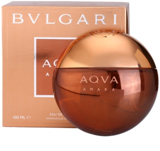 Bvlgari AQVA Amara Eau de Toilette for Men 100 ml