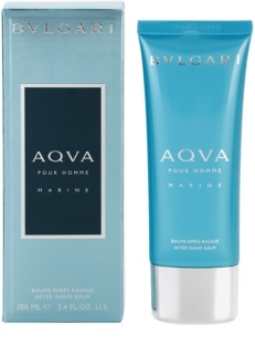 Bvlgari AQVA Marine Pour Homme After Shave Balm for Men 100 ml