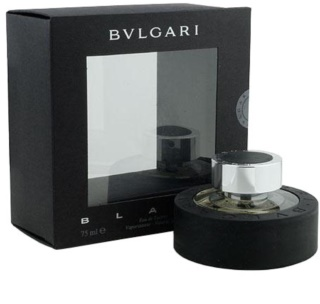 Bvlgari Black eau de toilette mixte 75 ml
