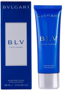 Bvlgari BLV pour homme balzám po holení pre mužov 100 ml